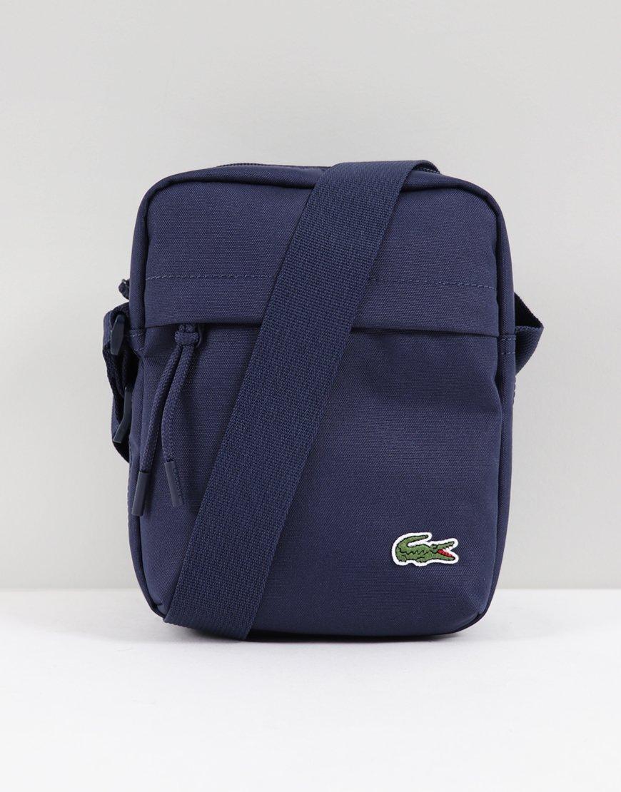 Lacoste Camera Bag Peacoat