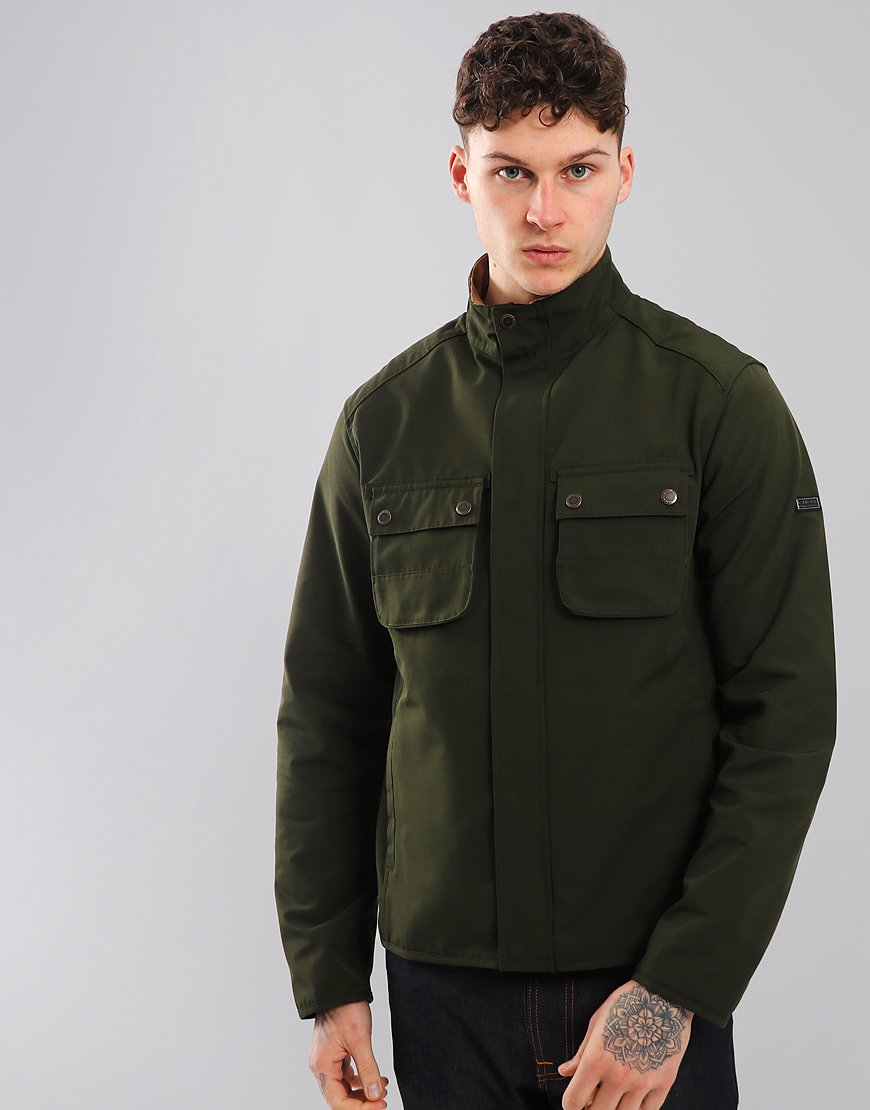Barbour International Persuit Jacket Sage