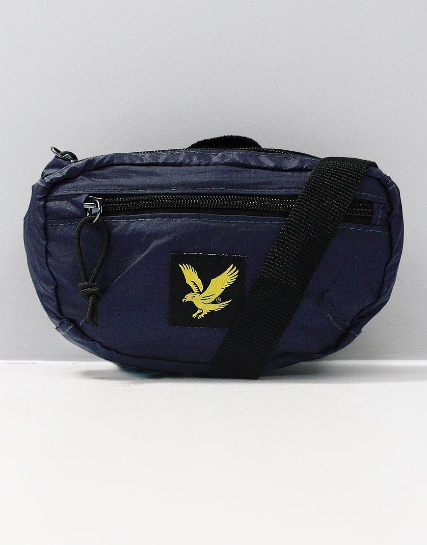 Lyle & Scott Core Utility Waist Bag Navy