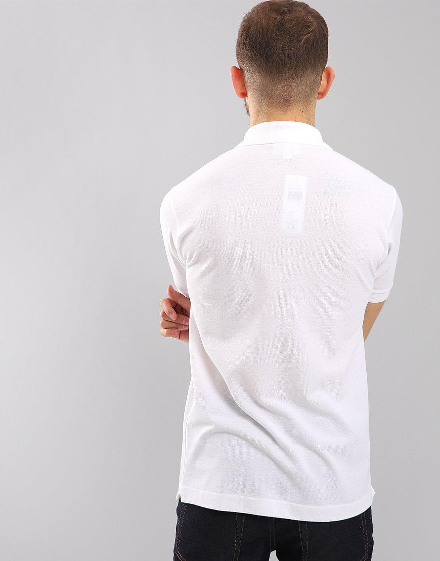 21fe99d2 Lacoste L.12.12 Best Polo Shirt Blanc - Terraces Menswear
