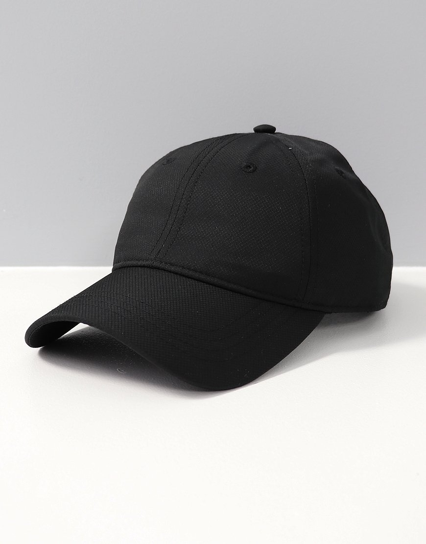 Lacoste Polyester Cap Black 52cf19ea7b4
