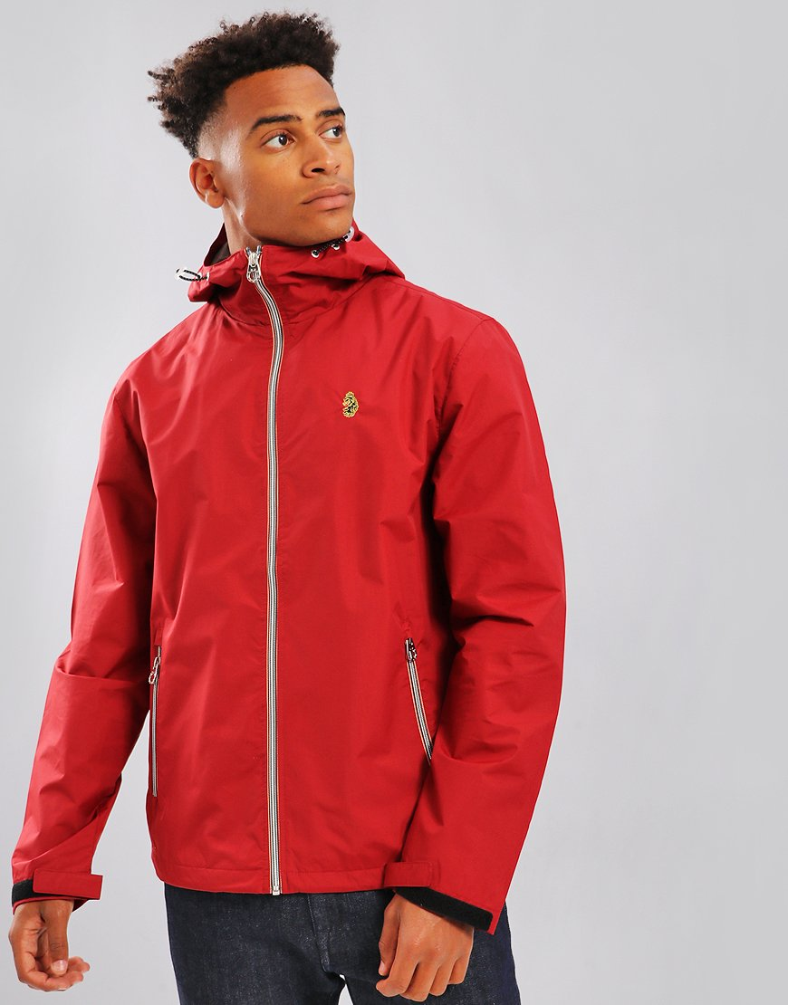 Luke 1977 Raleighs Jacket Deep Red