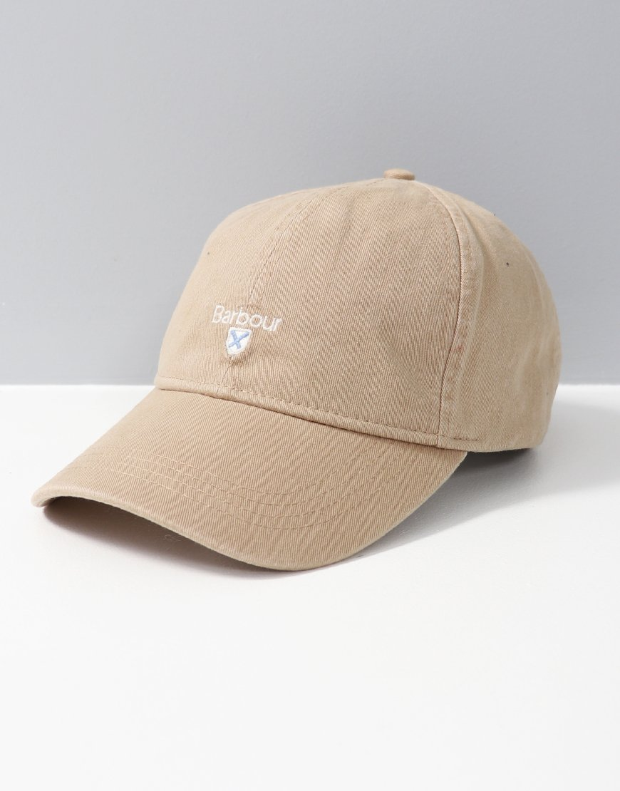 Barbour Cascade Sports Cap Stone