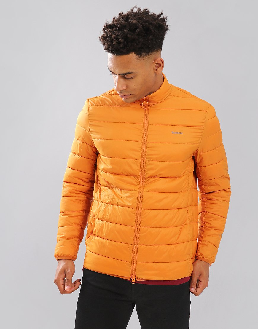 Barbour Penton Puffer Jacket Marmalade