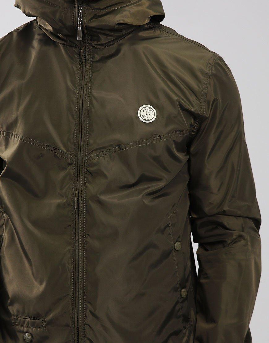 Pretty Green Darley Jacket Khaki - Terraces Menswear fa0af9909a1fa