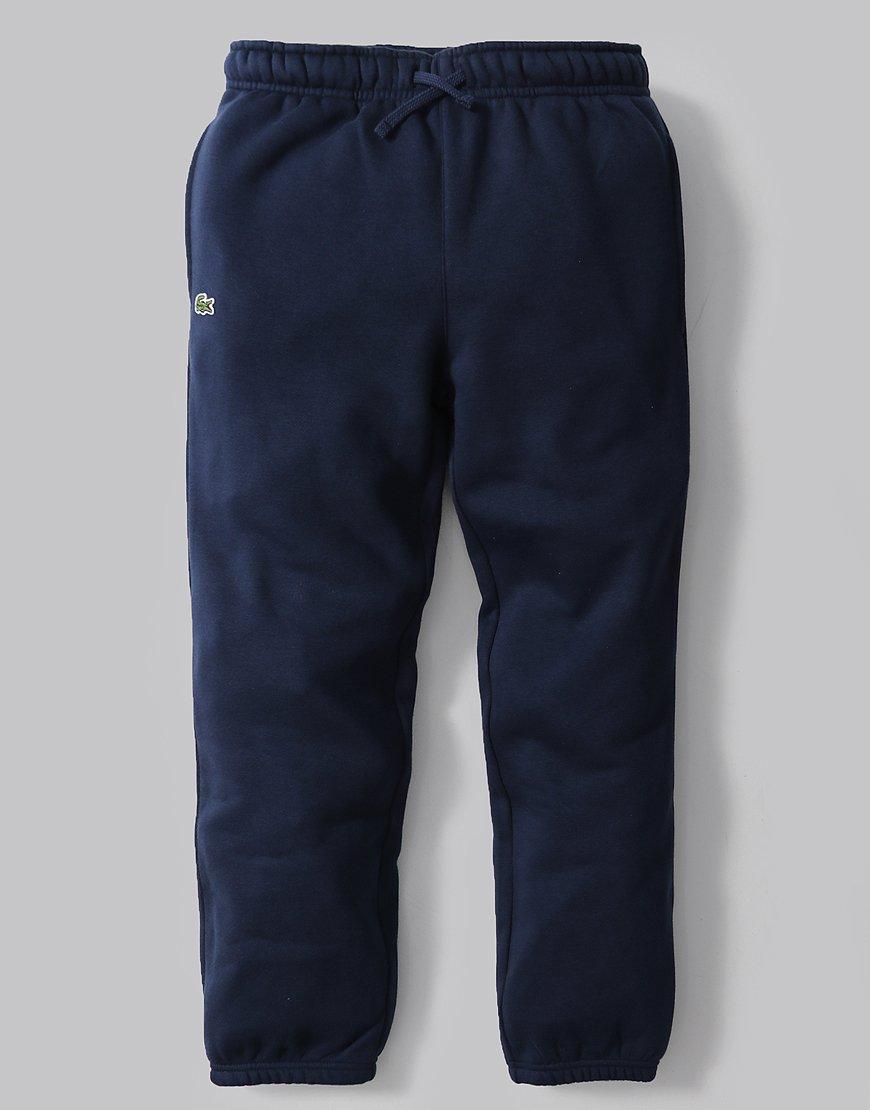 Lacoste Sport Kids Sweat Pants  Navy
