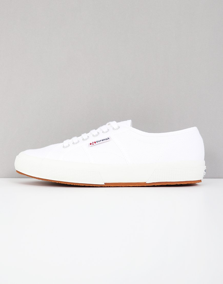 Superga Cotu Classic 2750 Canvas Trainers White