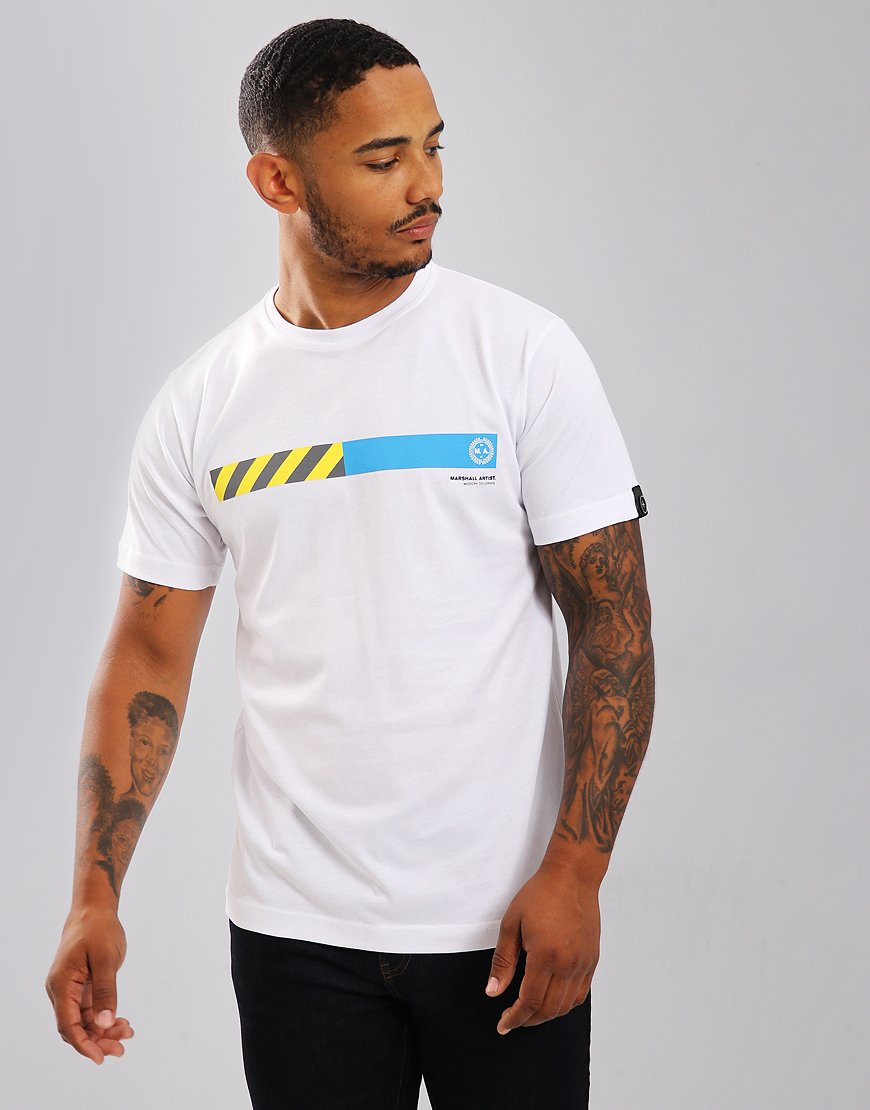 Marshall Artist Republica T-Shirt White