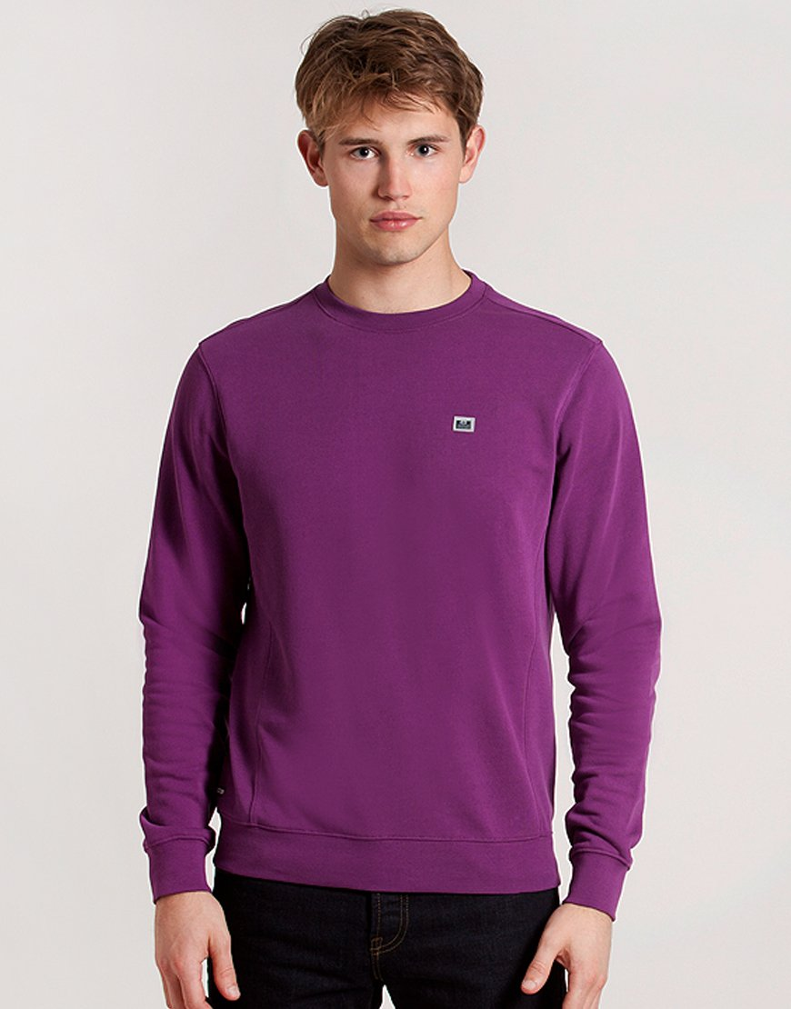 Weekend Offender Tyne Sweat Thistle