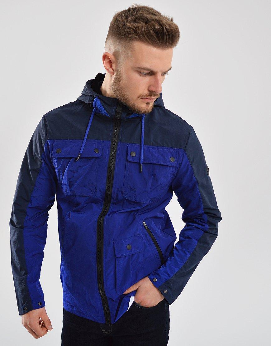 Nicholas Deakins Thistle Jacket Royal Blue