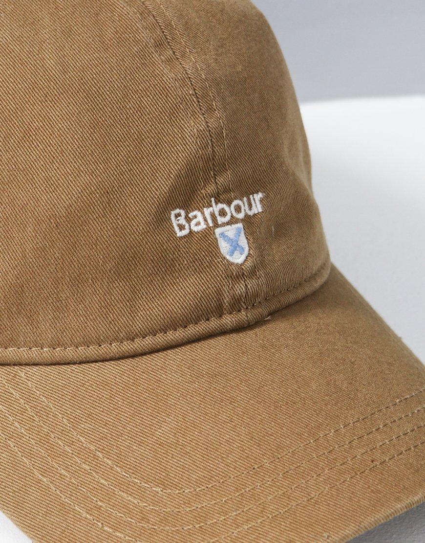Barbour Cascade Sports Cap Dark Stone - Terraces Menswear 62a92697ee0e