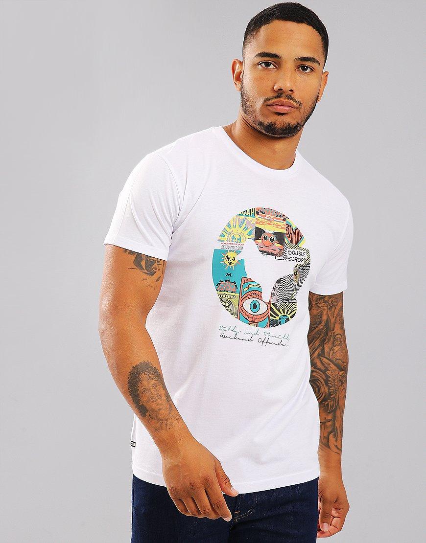 Weekend Offender Pills & Thrills T-Shirt White