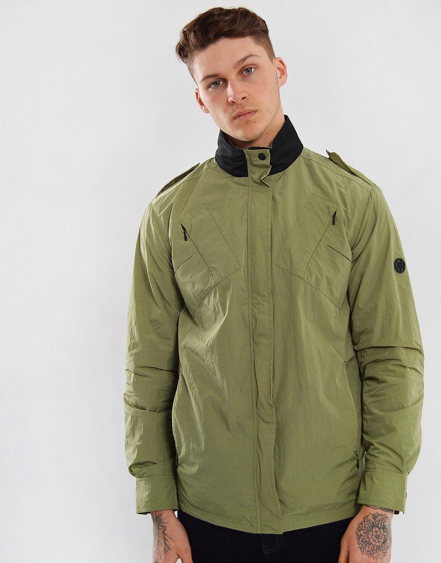 Nicholas Deakins Unit Jacket Khaki