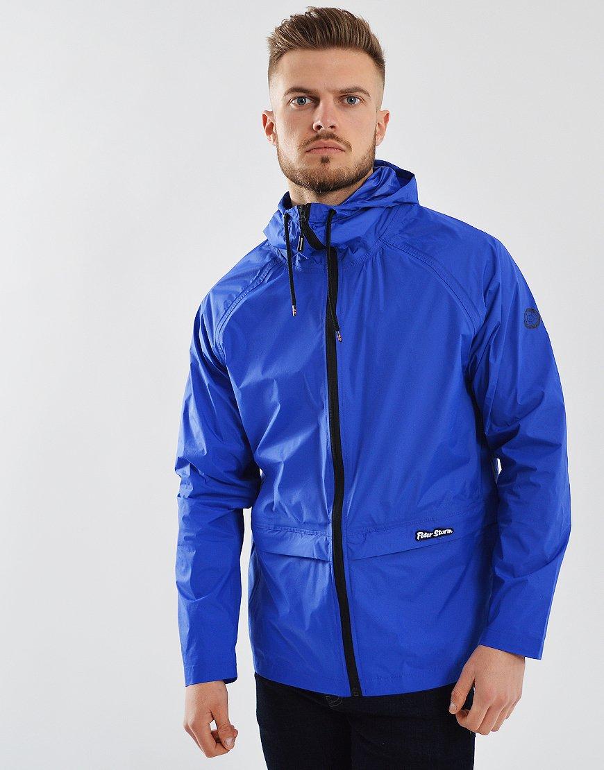 Nicholas Deakins x Peter Storm Everest Jacket Royal Blue