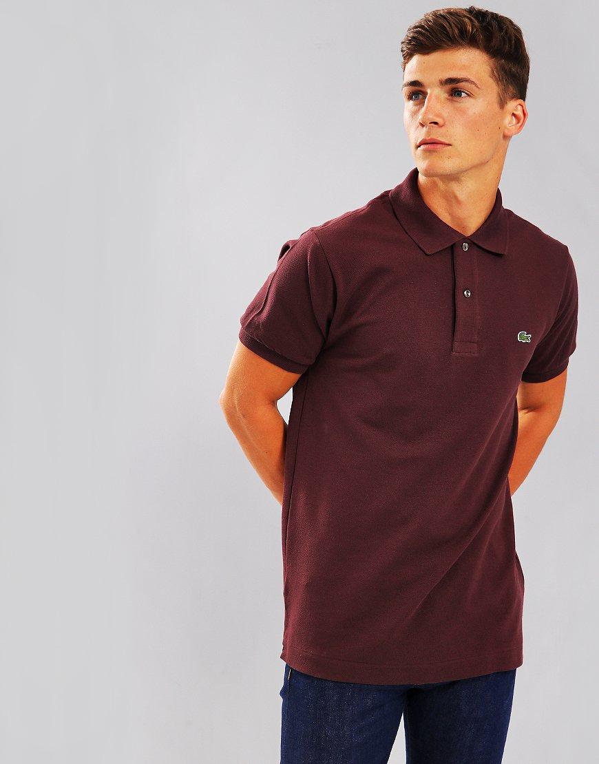 Lacoste L.12.12 Best Polo Shirt Vertigo