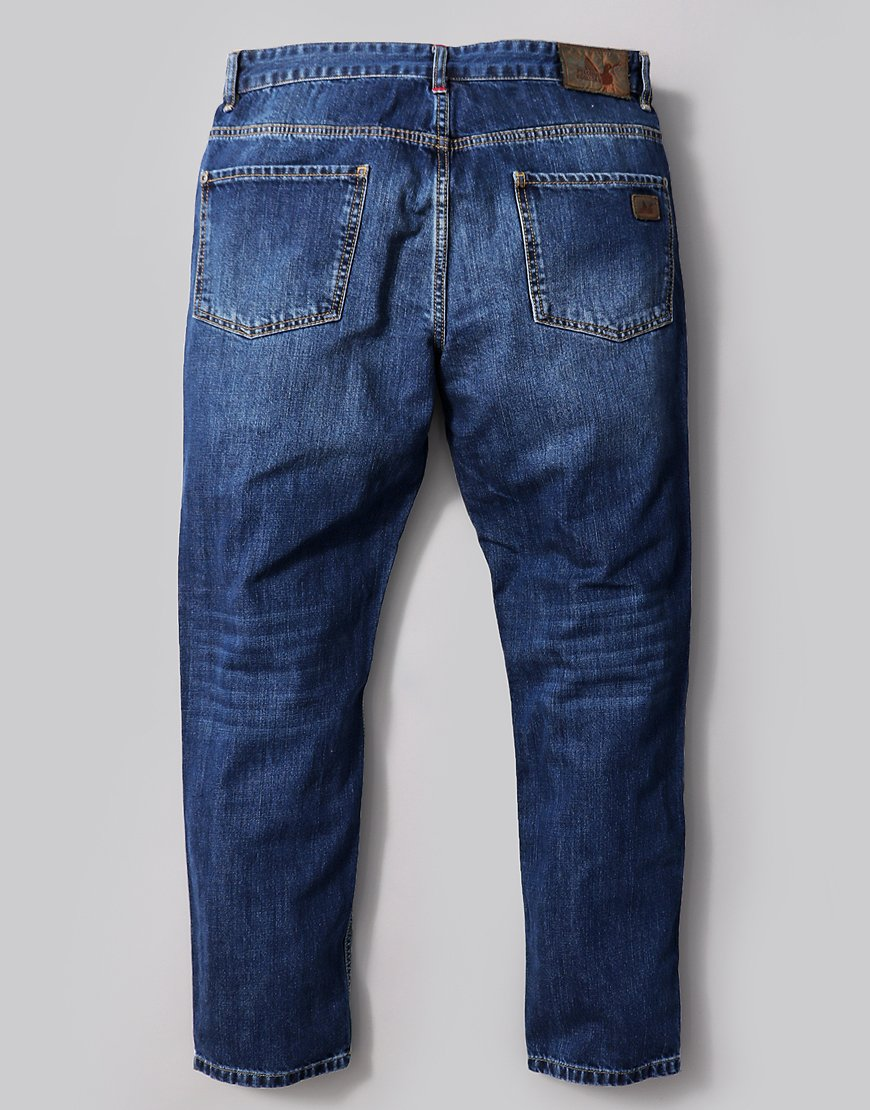Peaceful Hooligan Lockdown Slim Fit Jeans 12 Month Wash