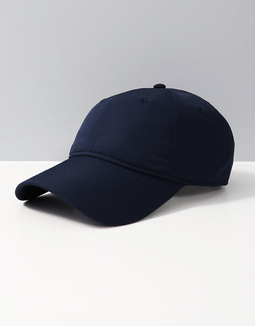 17555ede7 Lacoste Polyester Cap Navy Blue