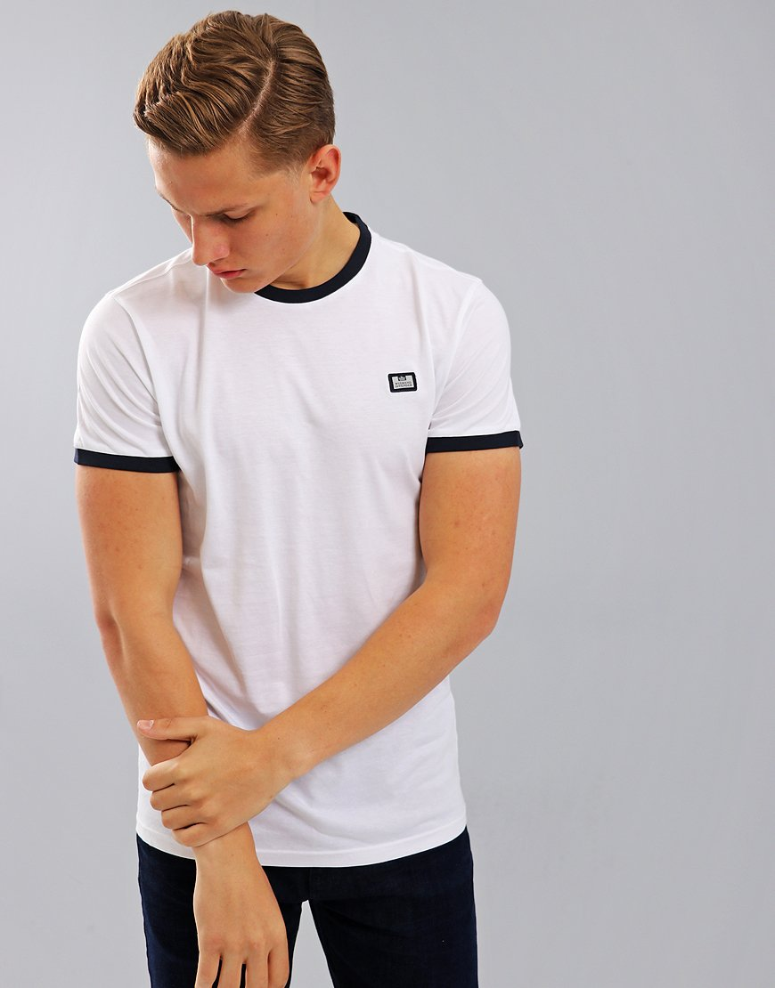 Weekend Offender Scheter T-Shirt White