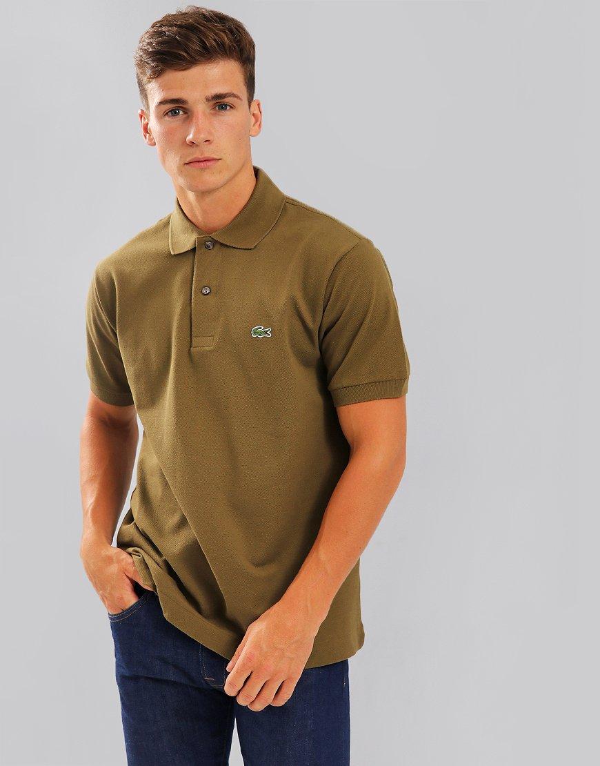 Lacoste L.12.12 Best Polo Shirt Soldier