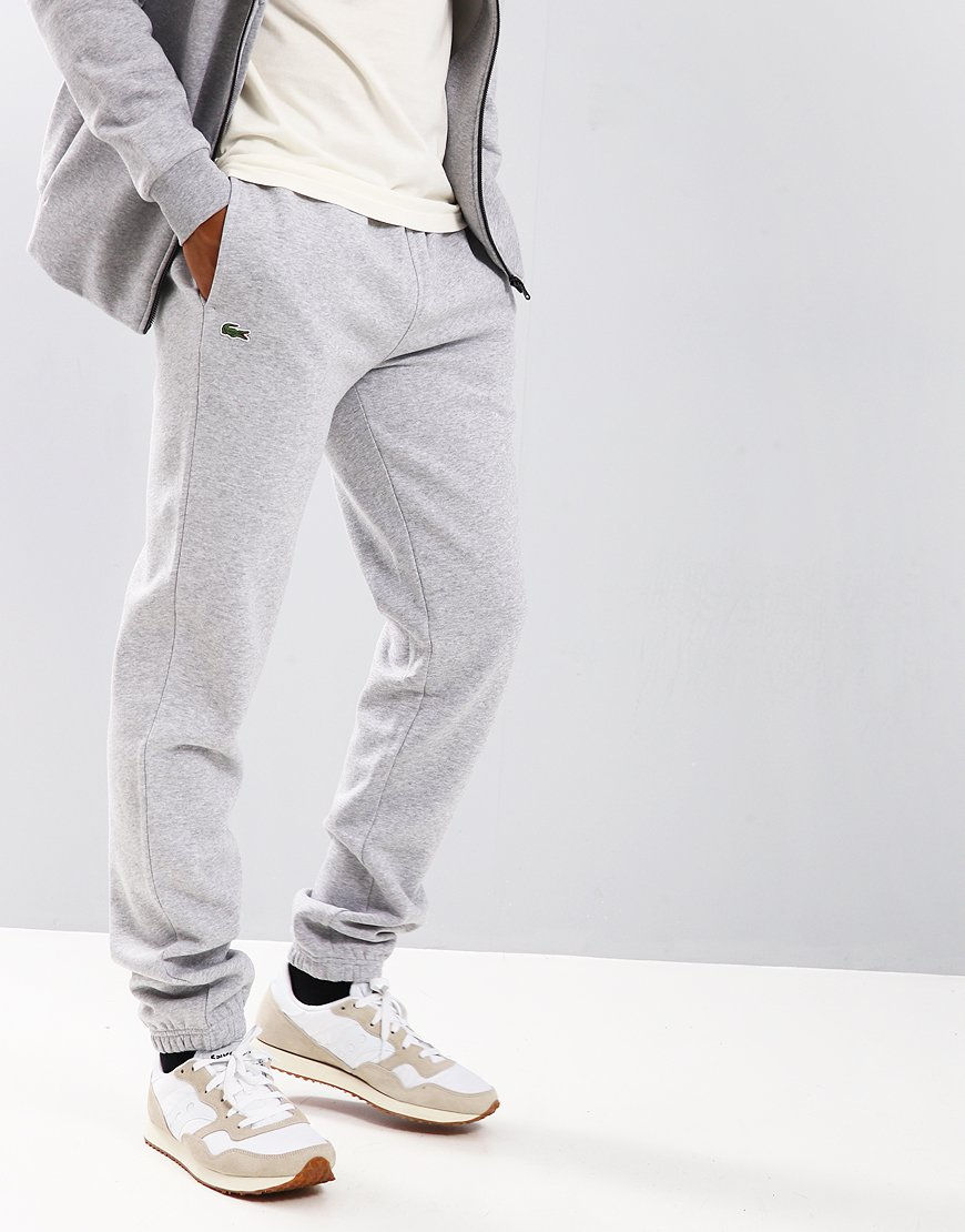 Lacoste Sport Joggers Silver Chine