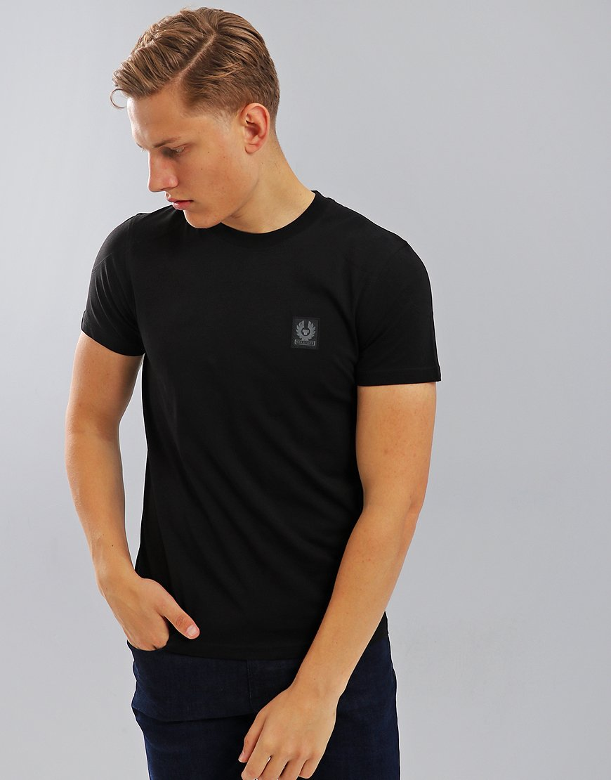 Belstaff Throwley T-Shirt Black