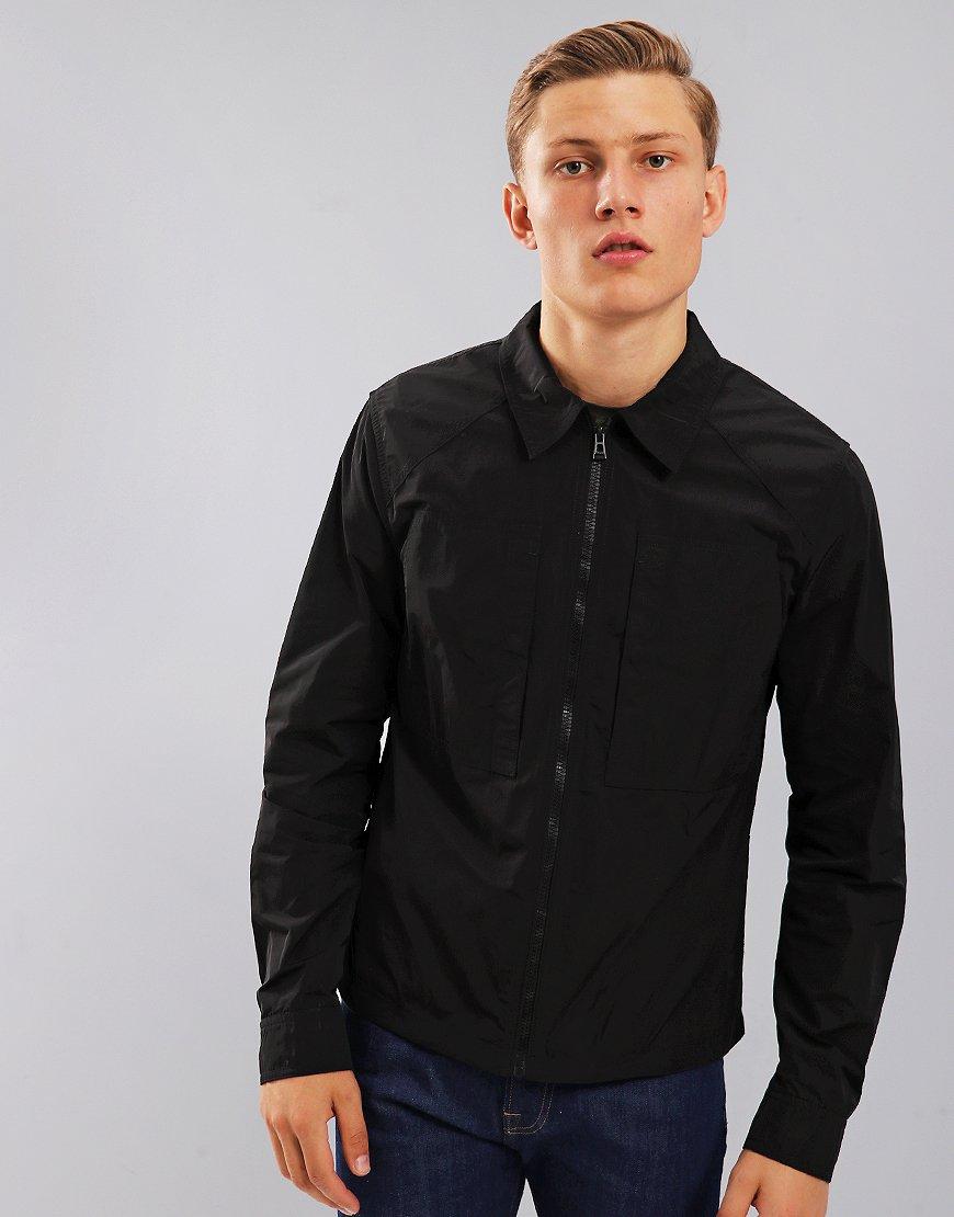 Belstaff Thorncroft 2.0 Overshirt Black