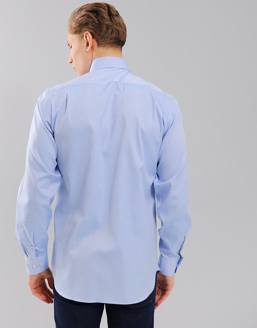 Paul & Shark Regular Fit Woven Shirt Light Blue