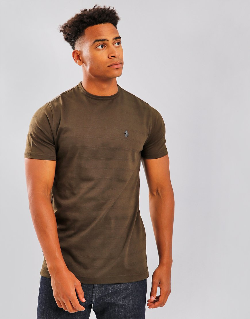 Luke 1977 Cultraised T-Shirt Khaki