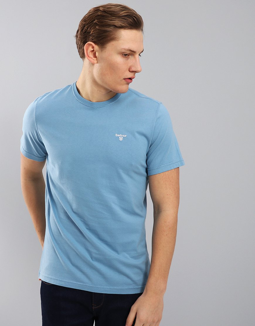 Barbour Sports T-Shirt Blue