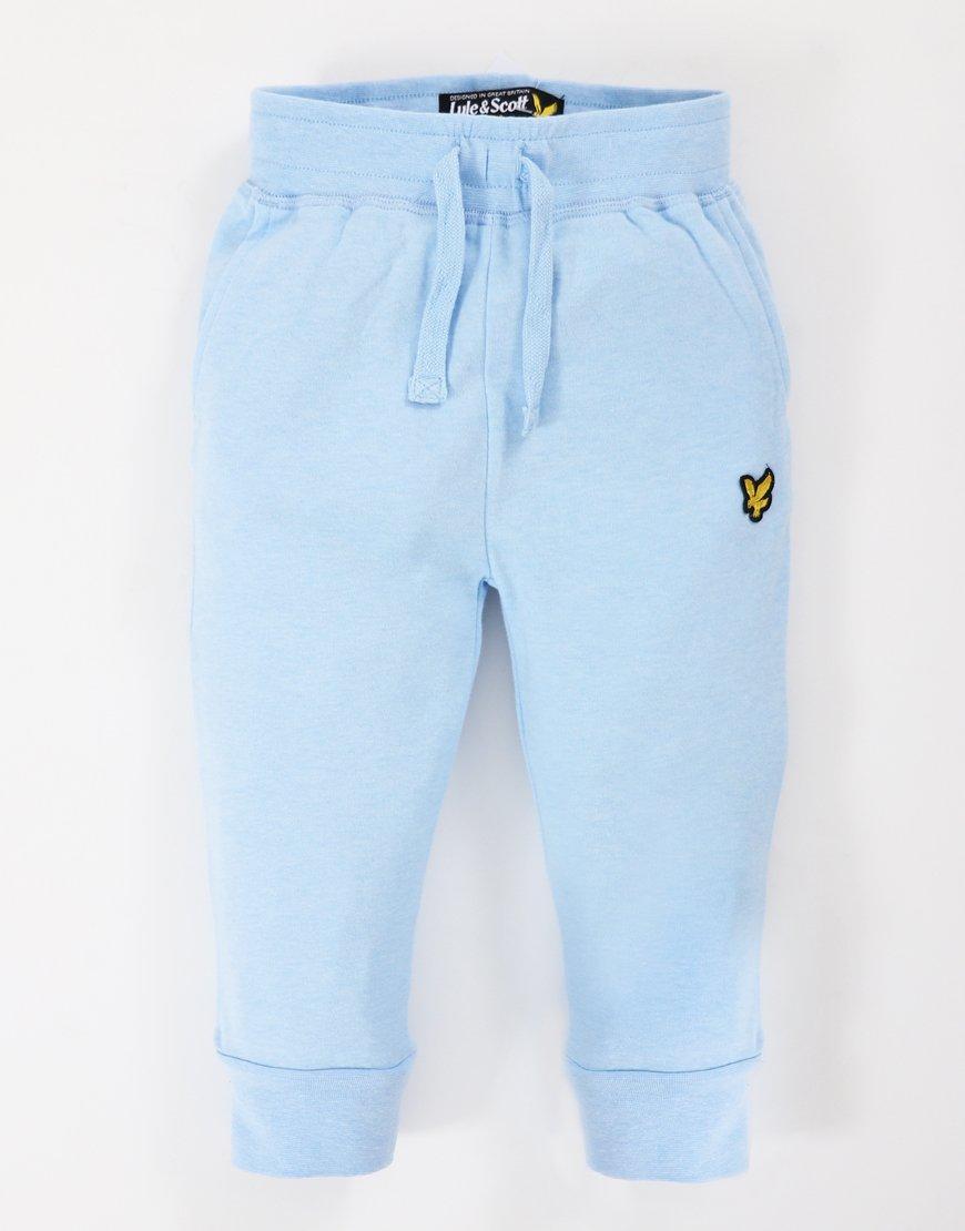 0e47bb78 Lyle & Scott Junior Thin Joggers Blue - Terraces Menswear