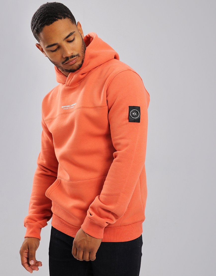 Marshall Artist Siren OTH Hooded Sweat Orange