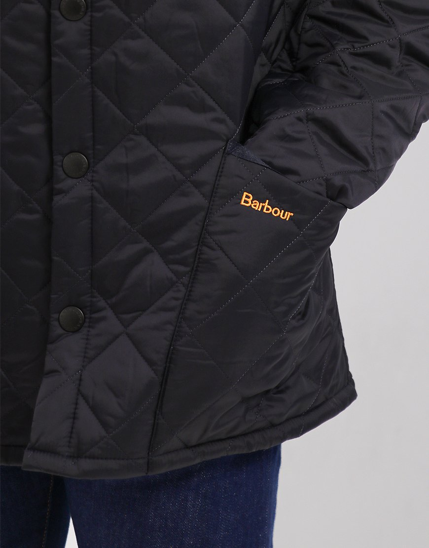 Barbour Liddesdale Quilted Jacket Navy