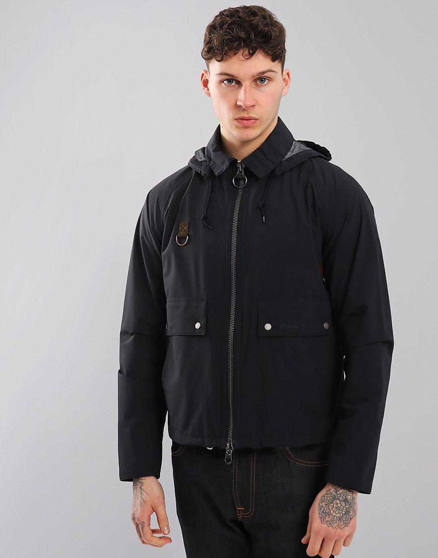 Barbour Speyside Jacket Navy