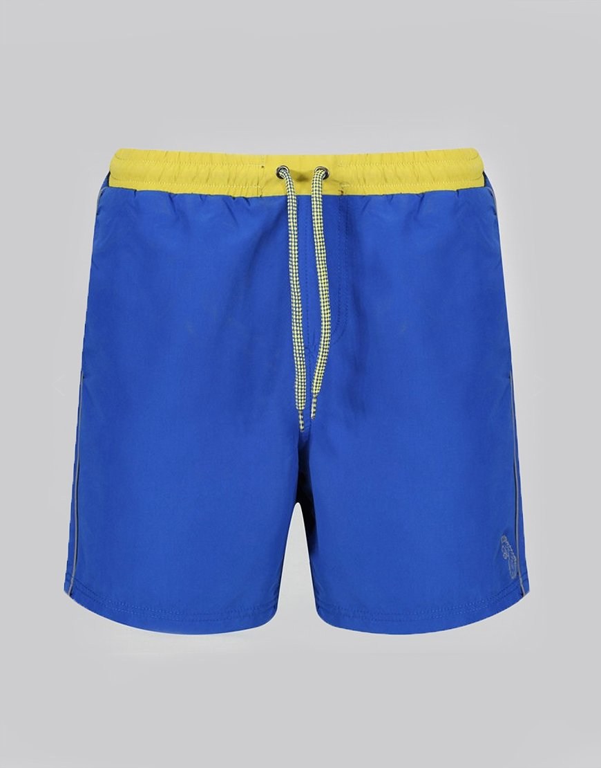 Luke 1977 Boxer Sport Swim Shorts Royal