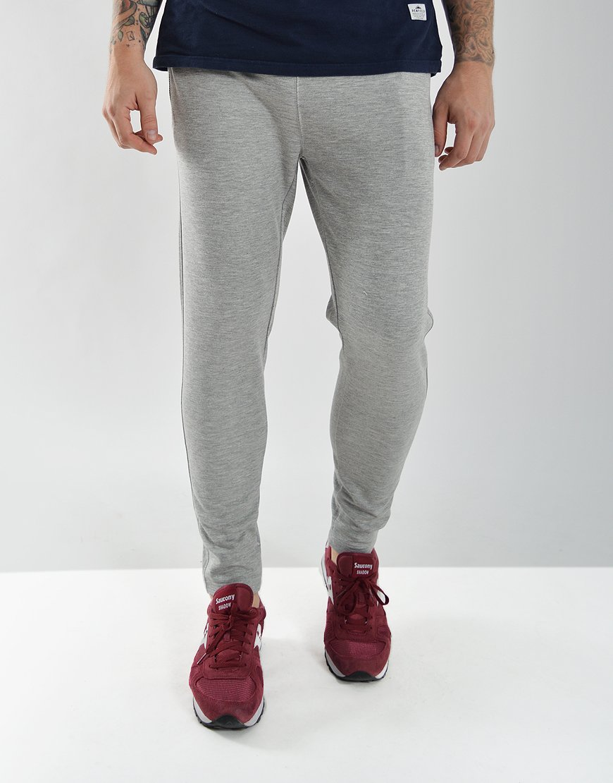 MA.Strum Chieftian Track Pants Mid Grey Marl