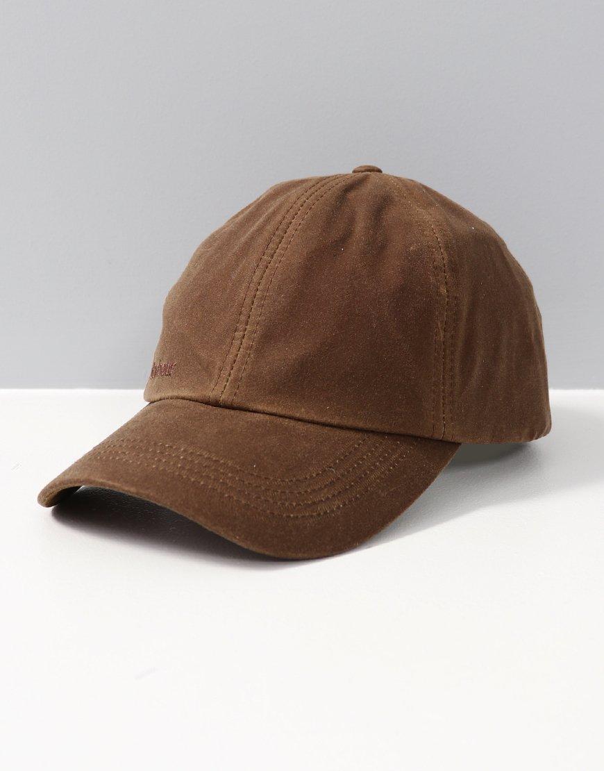 Barbour Wax Sports Cap Sandstone - Terraces Menswear efa0b056500