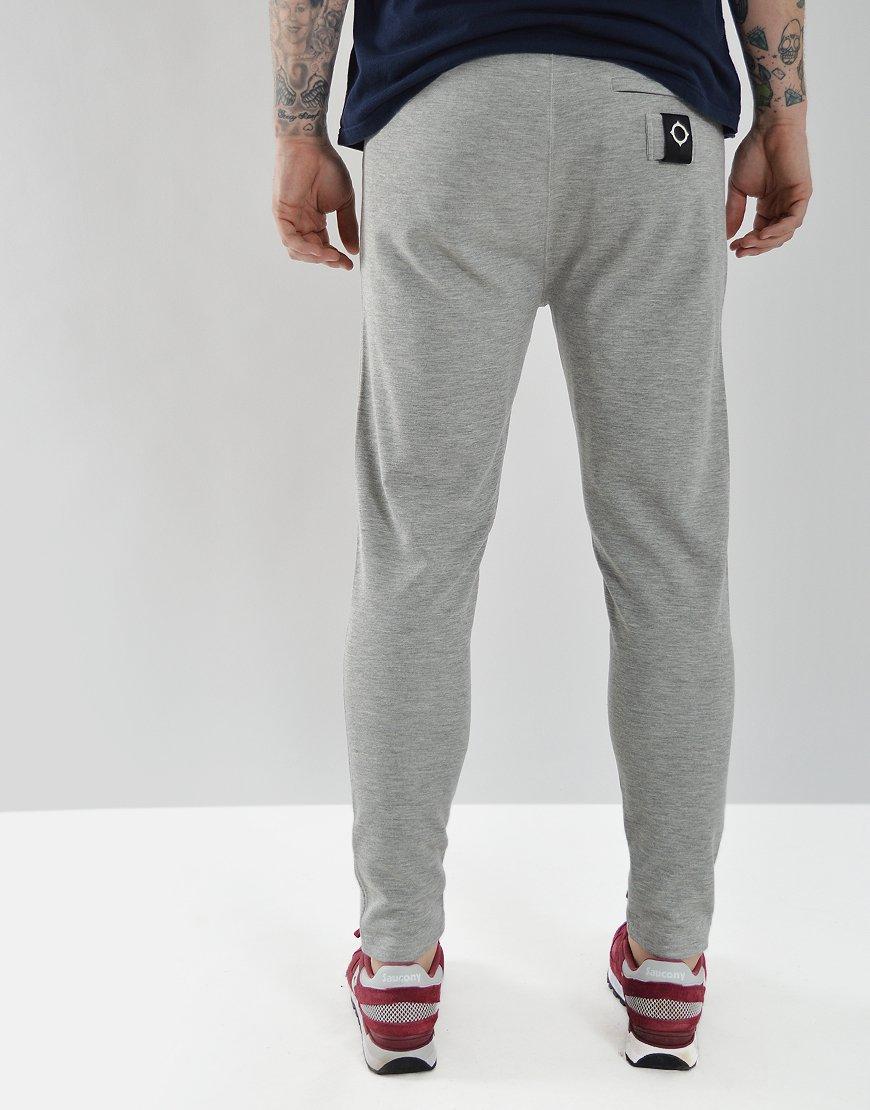 MA.Strum Chieftian Track Pants Mid Grey Marl