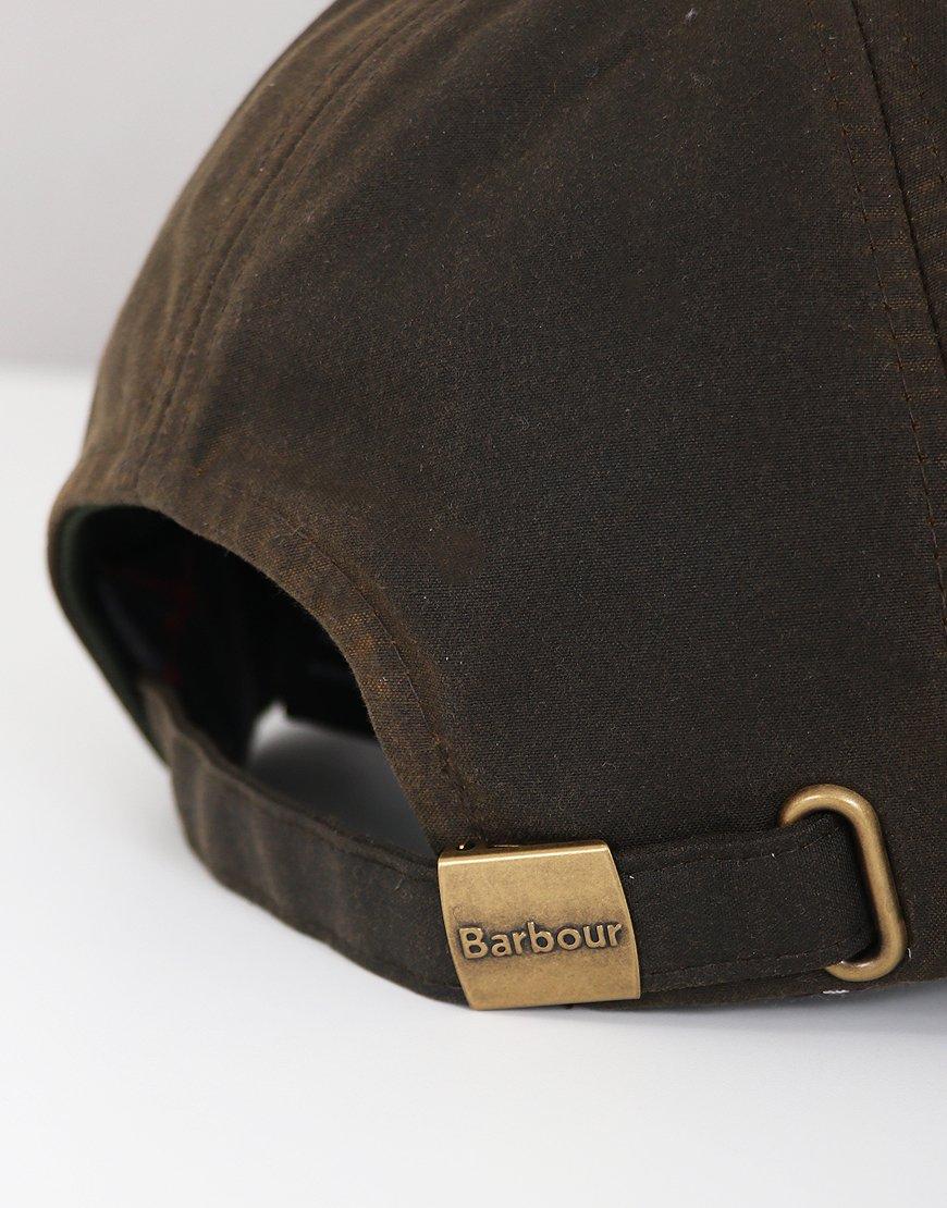 Barbour Prestbury Cap Olive