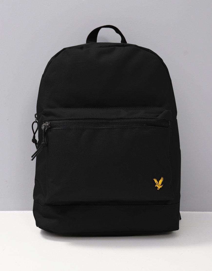 Lyle & Scott Backpack Black