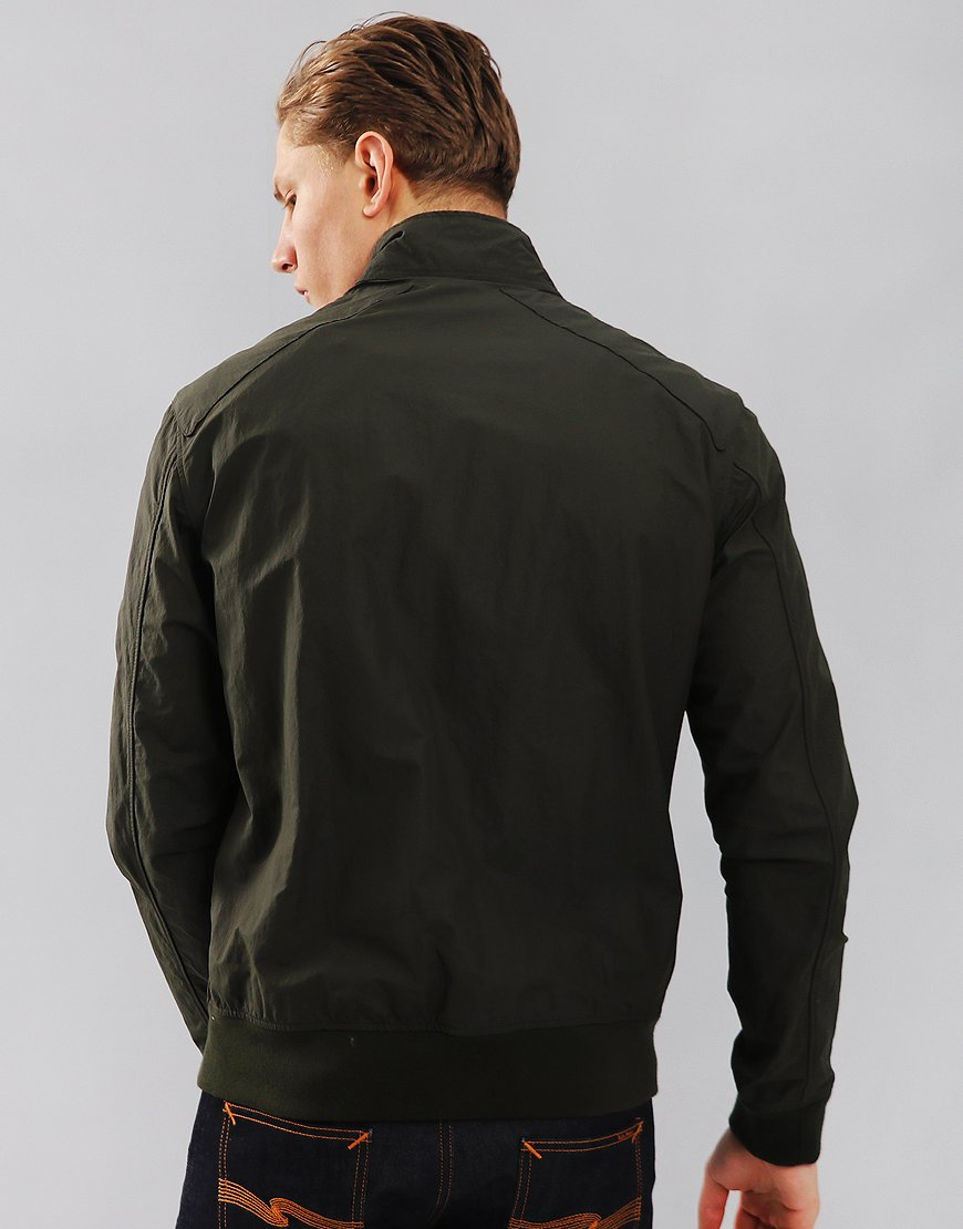 Barbour Steve McQueen Rectifier Harrington Jacket  Sage