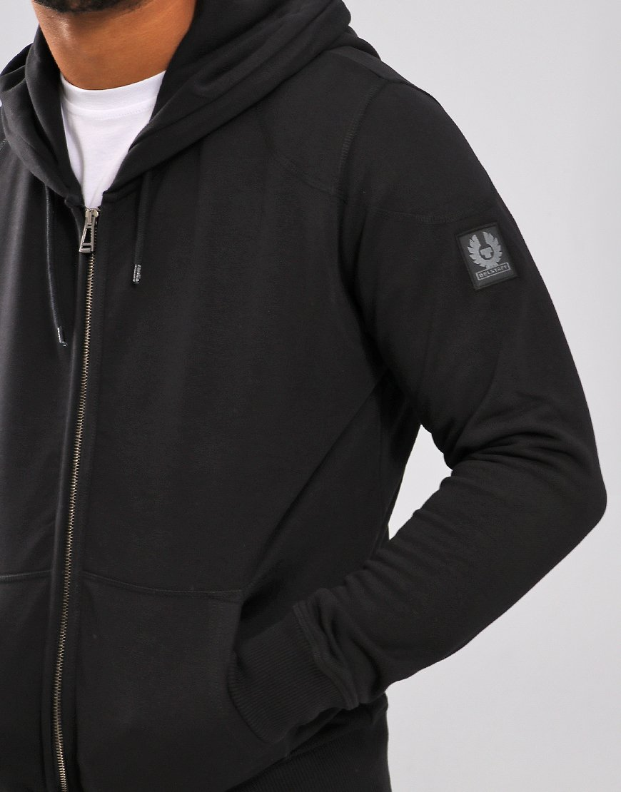 Belstaff Wentworth Hooded Sweat Black