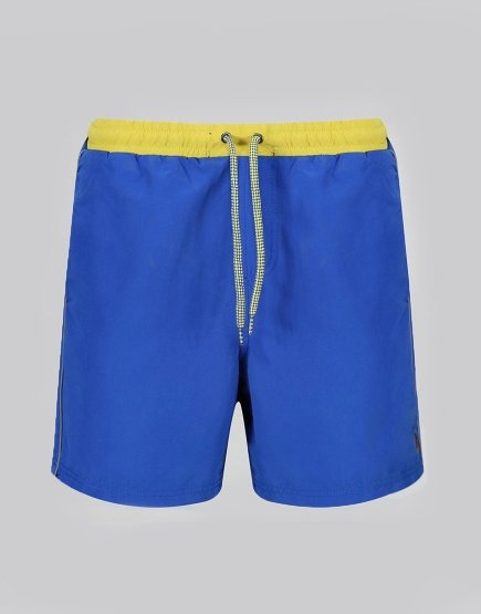 Luke 1977 The Boxer Swim Shorts Royal