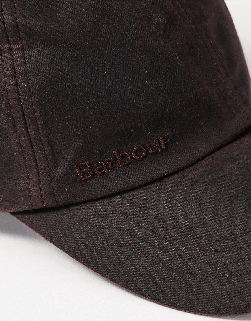 f18c957616b Barbour Wax Sports Cap Rustic - Terraces Menswear