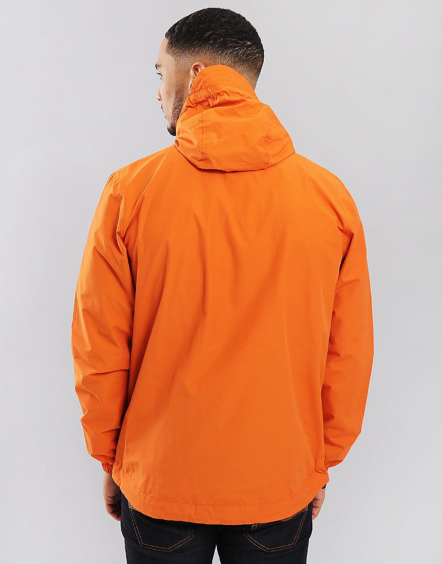 Lyle & Scott Hooded Jacket Fox Orange