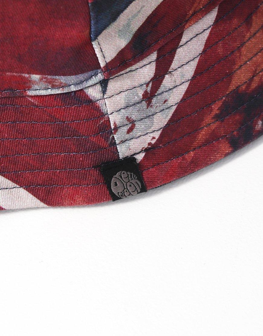404e8f1e1 Pretty Green Reversible Bucket Hat Union Jack/Navy