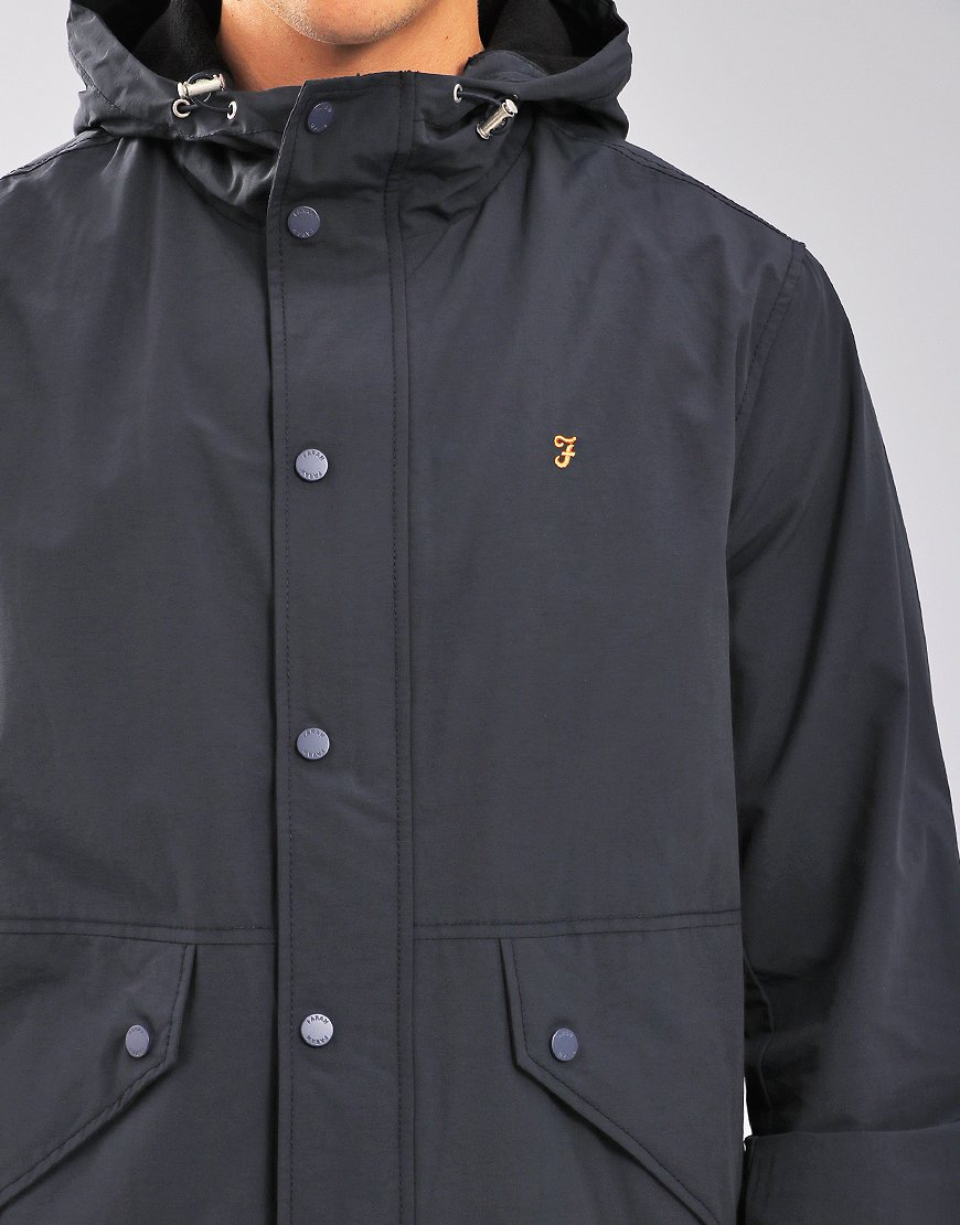 Farah Brodie Jacket True Navy
