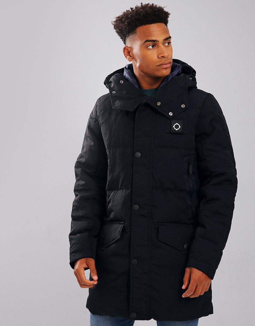 MA.Strum Ursa Down Filled Jacket True Navy