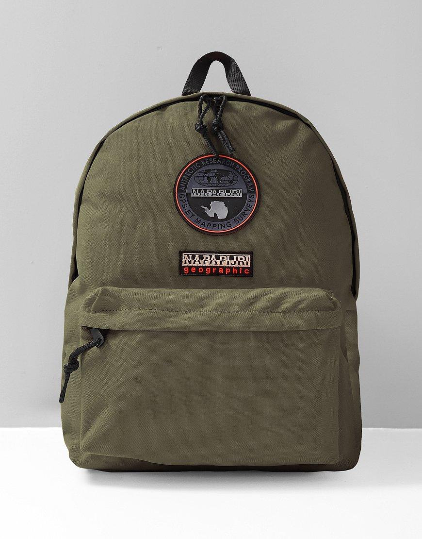 Napapijri Voyage Backpack Green Musk