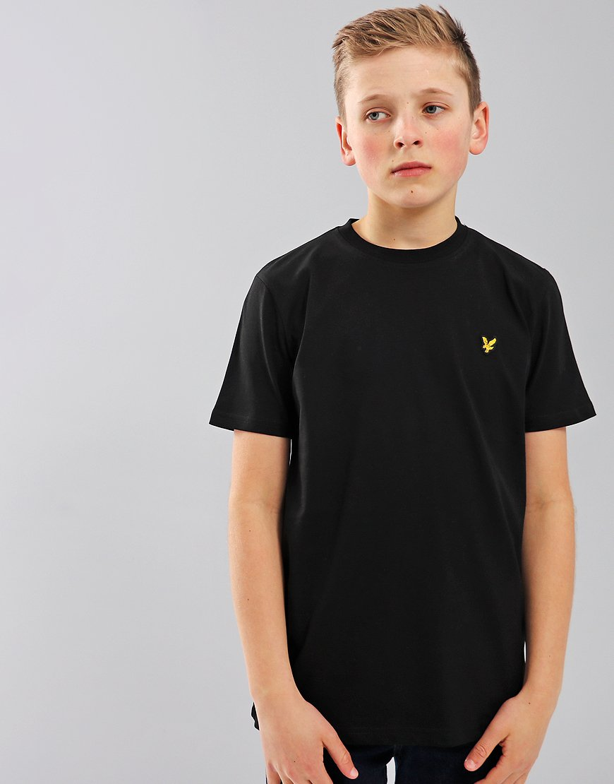 Lyle & Scott Junior Classic T-Shirt Black