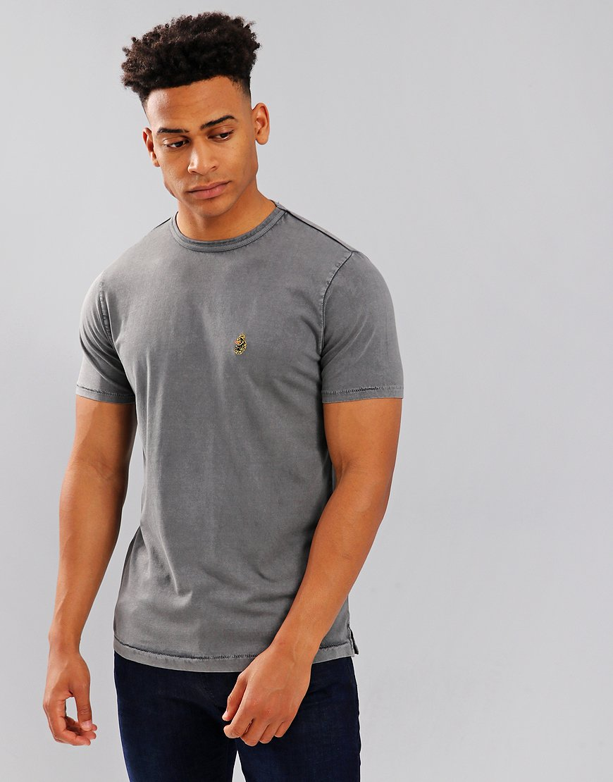 Luke 1977 Plonda T-shirt Dark Grey